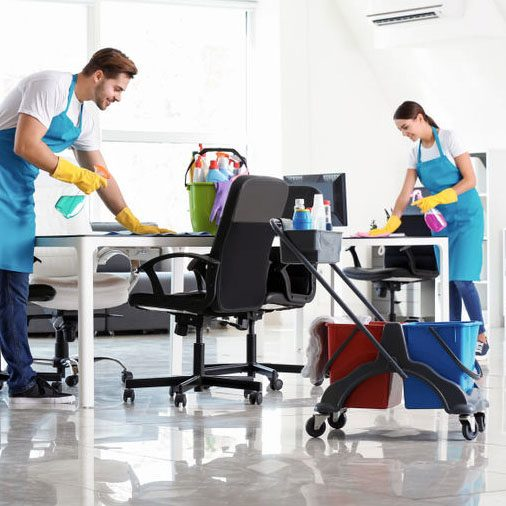 commercial cleaning in Milton Keynes